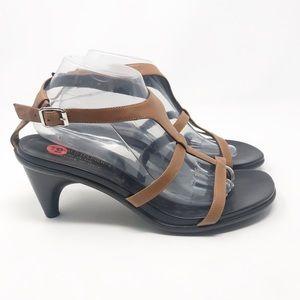 Donald J Pliner heeled sandals